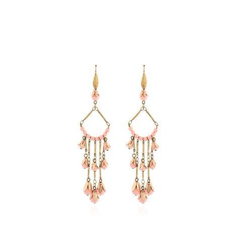 Fes Gold Earrings