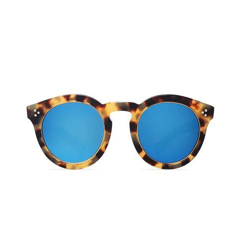Leonard II Ring Mirrored Sunglasses