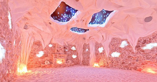 I Went Inside A Salt Cave Here S What Happened Mydomaine