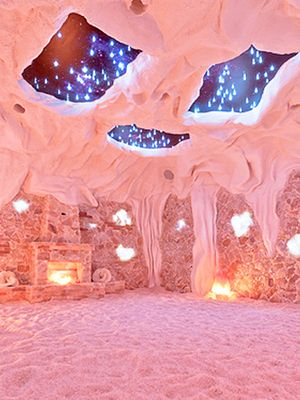 I Went Inside a Salt Cave—Here's What Happened
