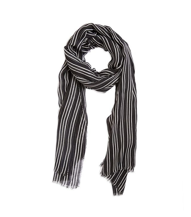 Who What Wear Oversize Wrap Scarf