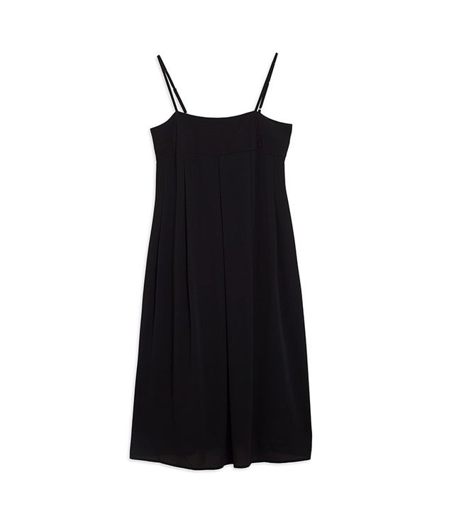 Who What Wear Apron Slip Dress