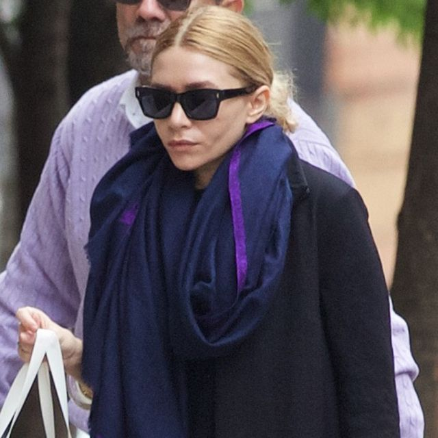 The $1000 Ballet Flats Both Olsen Twins Wear
