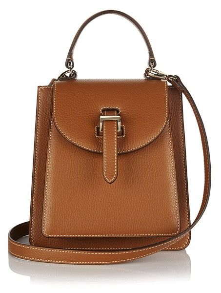 Meli Melo Floriana Mini Tan Bag