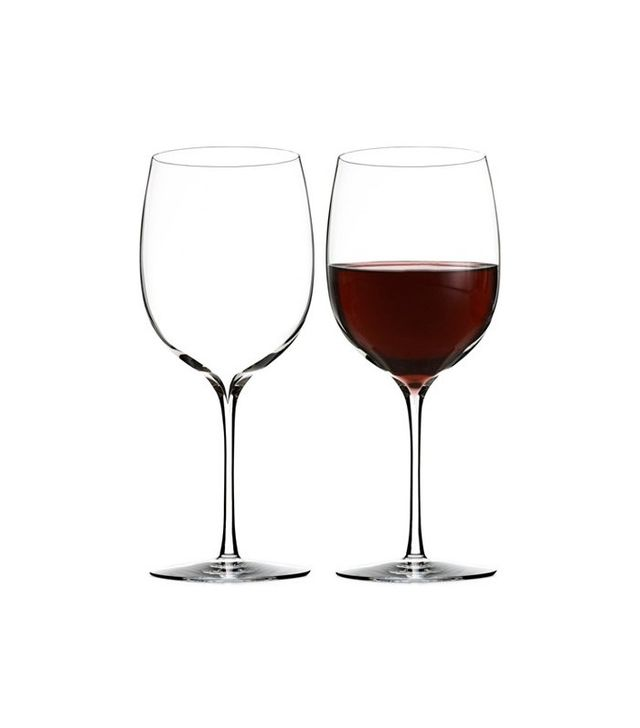 Waterford Elegance Bordeaux Wineglass Pair