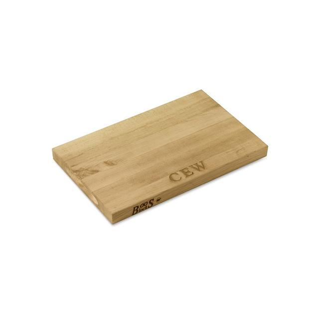 Boos Edge-Grain Maple Chopping Boards
