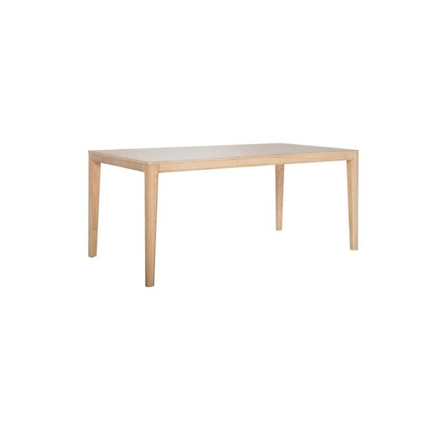 Freedom Bailey Dining Table 160x90cm in Natural