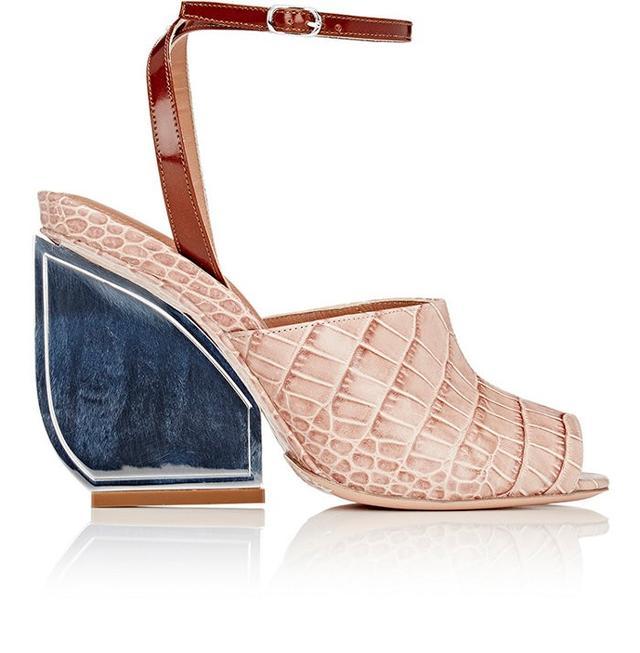 Maison Margiela Sculpted-Heel Sandals
