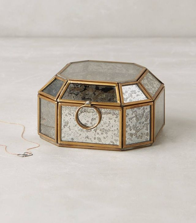 Anthropologie Conservatory Jewelry Keeper