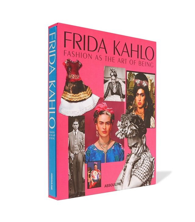 Assouline Frida Kahlo: Fashion as the Art of Being