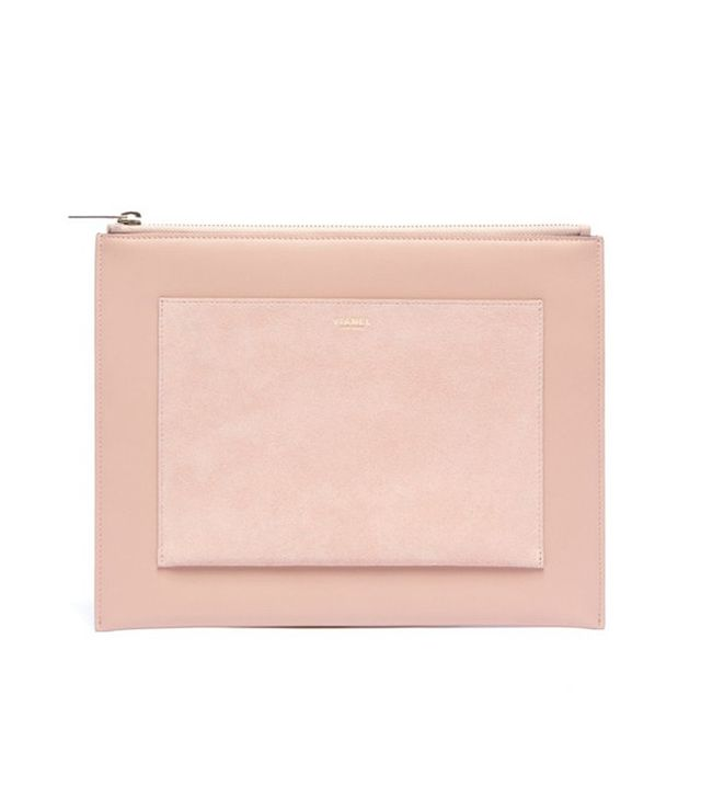 Vianel V8 Pouch with Suede