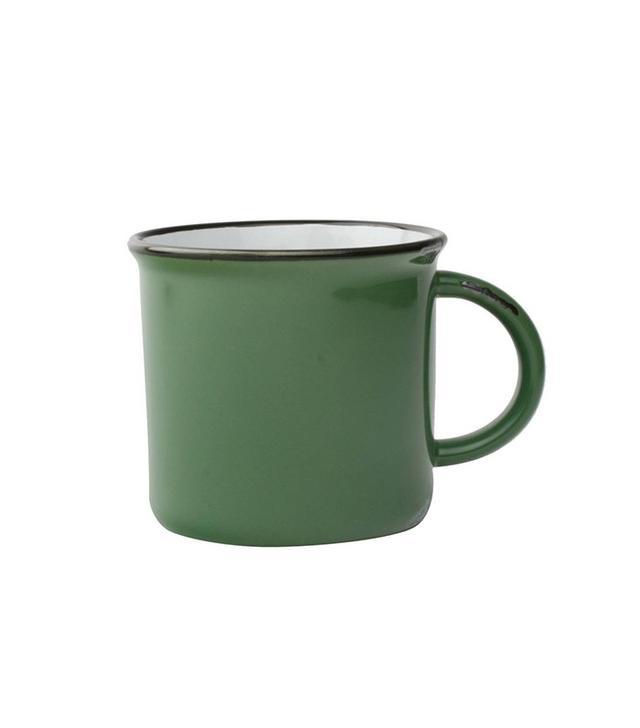 Canvas Home Tinware Ceramic Mugs Set