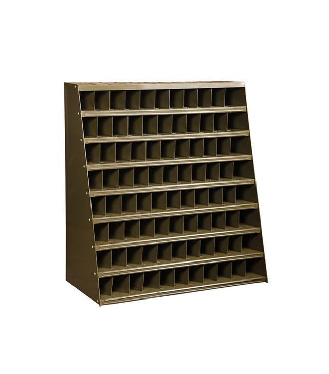 """Vintage Vintage """"Lyon"""" Open File Sorting Cabinet"""