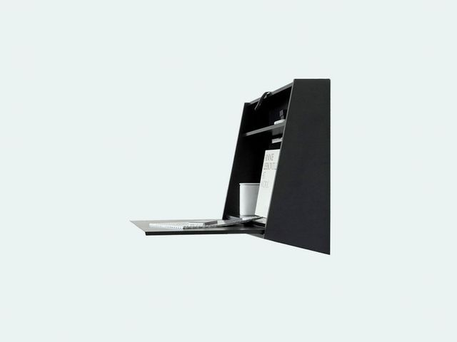 TRNK Wall-Mounted Desk