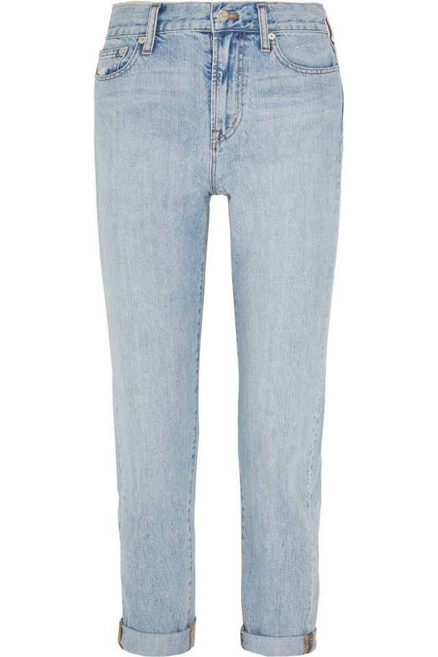 Madewell Perfect Boyfriend Jeans