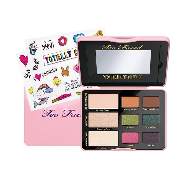 Too Faced Totally Cute Eyeshadow Collection