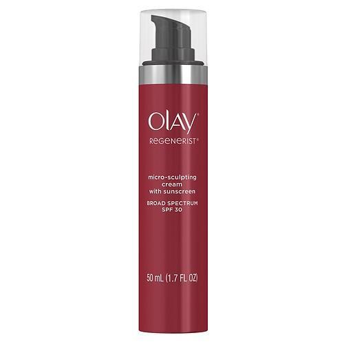 Olay Regenerist Micro-Sculpting Cream with Sunscreen Broad Spectrum SPF 30