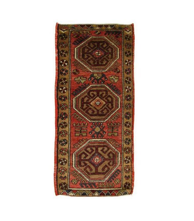 Chairish Vintage Turkish Yastik Rug