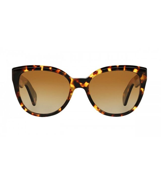 Oliver Peoples Abrie Vintage Dark Tortoise Brown