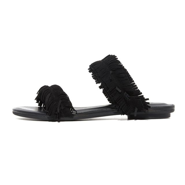 Joie Pippa Sandals in Black