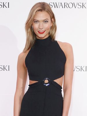 The One Place Karlie Kloss Won't Wear Leggings