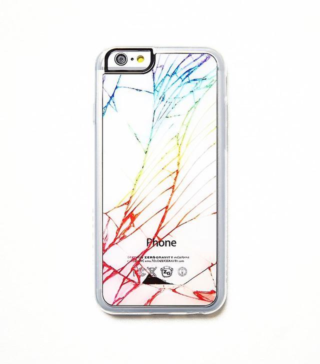 Free People Rainbow Crushed iPhone Case