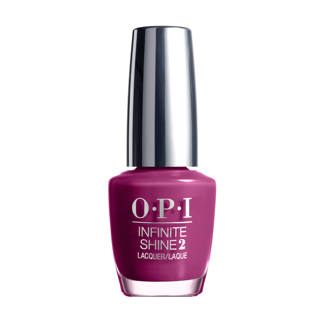 OPI Infinite Shine Don't Provoke The Plum
