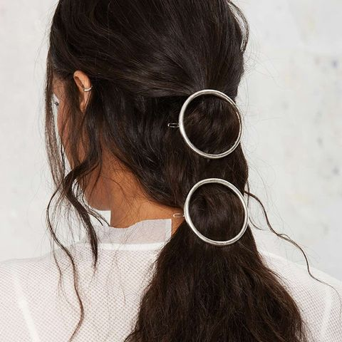 Full Circle Hair Clip Set