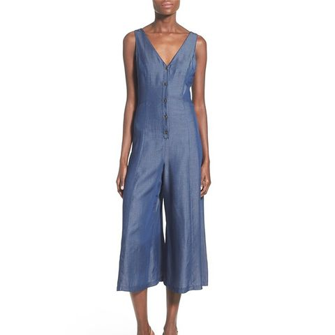 Ziggy Chambray Jumpsuit
