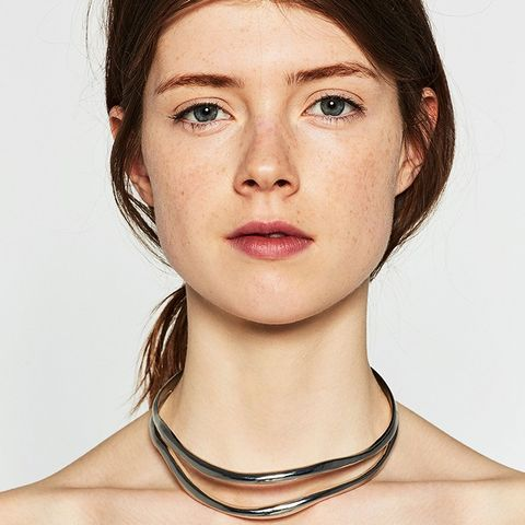 Double Choker Necklace