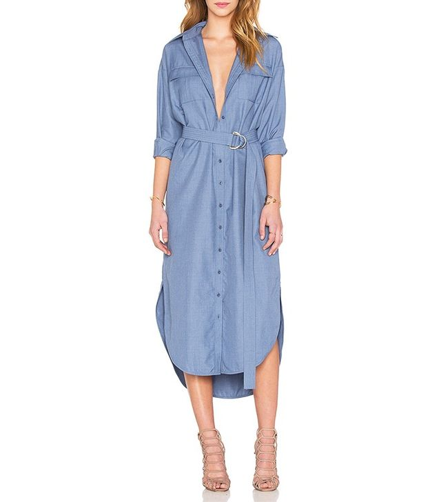 C/Meo On Point Shirt Dress