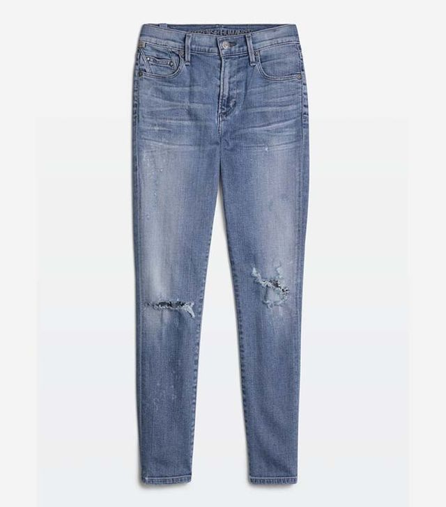 Citizens of Humanity Rocket Crop Fizzle Jeans
