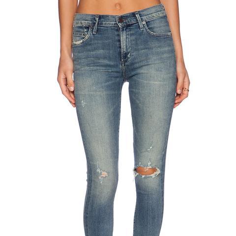 Premium Vintage Rocket High Rise Skinny Jeans