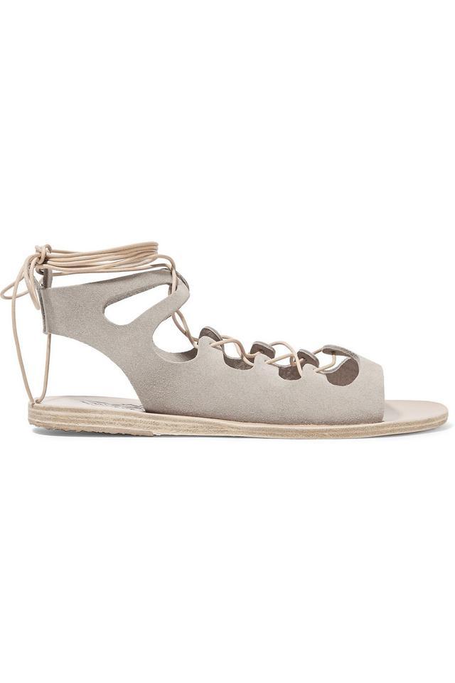 Ancient Greek Sandals Antigone Lace-Up Sandals