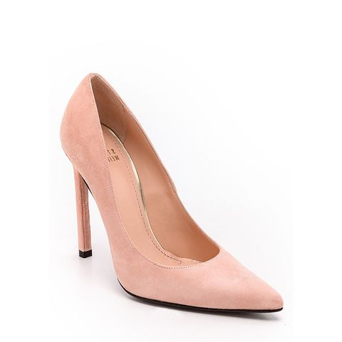 Queen 110mm Suede Pumps
