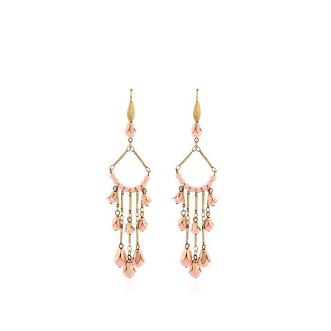 Fes Gold Earrings
