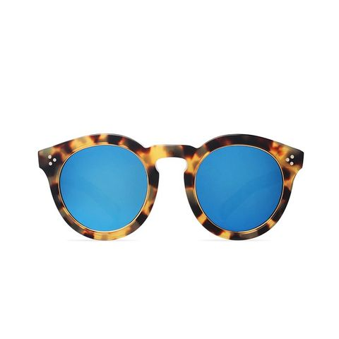 Leonard II Ring Mirrored Sunglasses