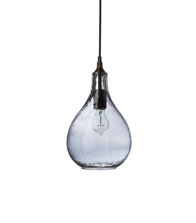 Target Artisan Glass Tear Drop Pendant Light