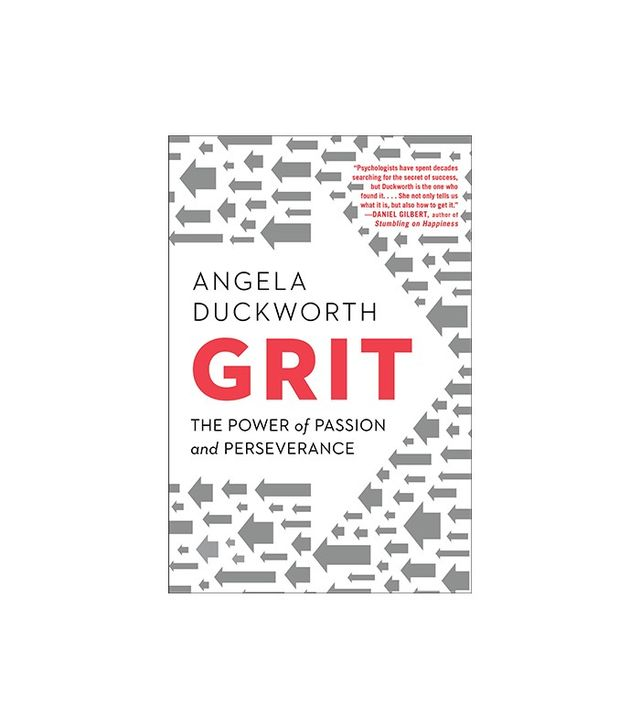 GRIT: The Power of Passion and Perserverance by Angela Duckworth