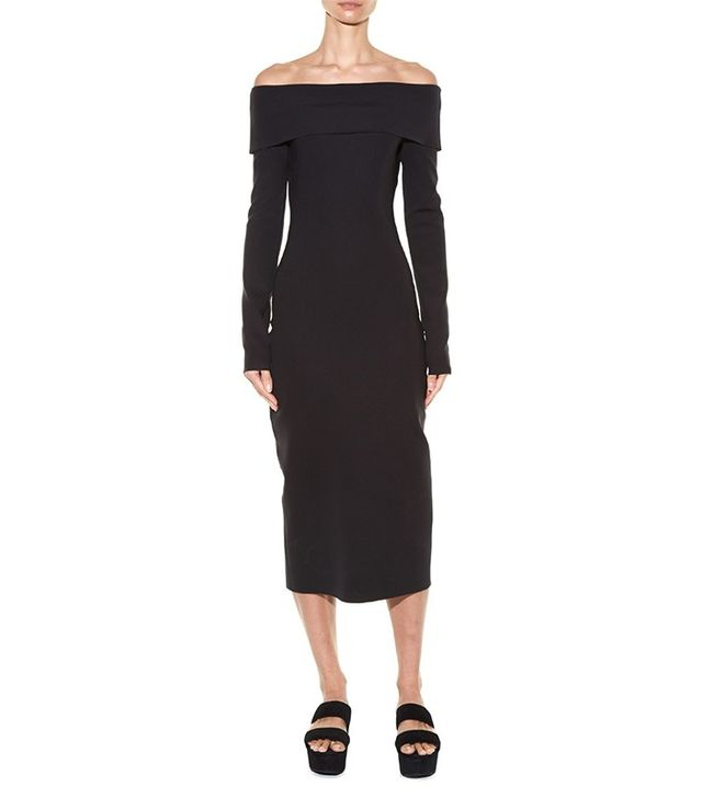 The Row Nania Fitted Dress