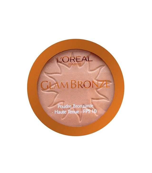 L'Oréal Glam Bronze Bronzer Summer Collection