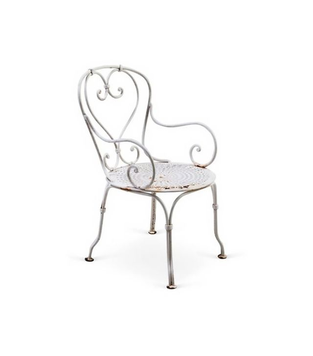 Jonathan Rachman Wrought Iron Chair
