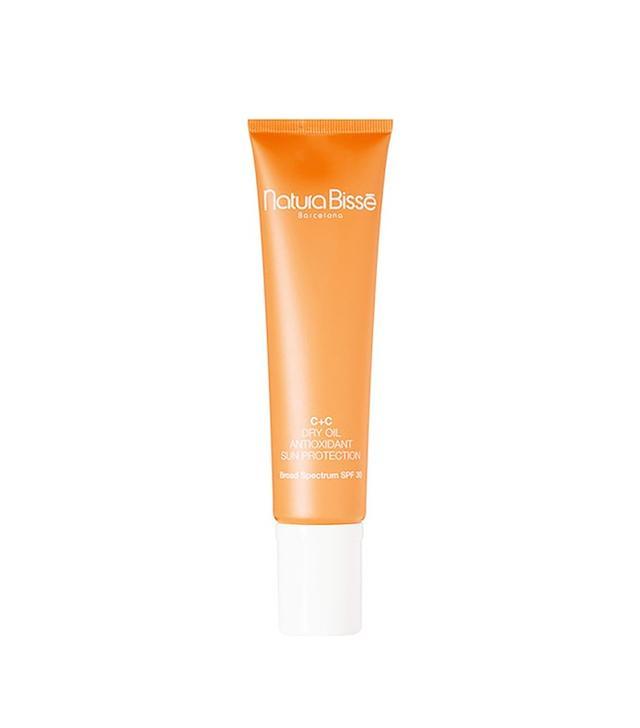 NaturaBissé C+C Dry Oil Antioxidant Sun Protection SPF 30