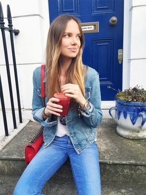 How to Make Healthy Eating a Habit, by Model and Nutritionist Alicia Rountree