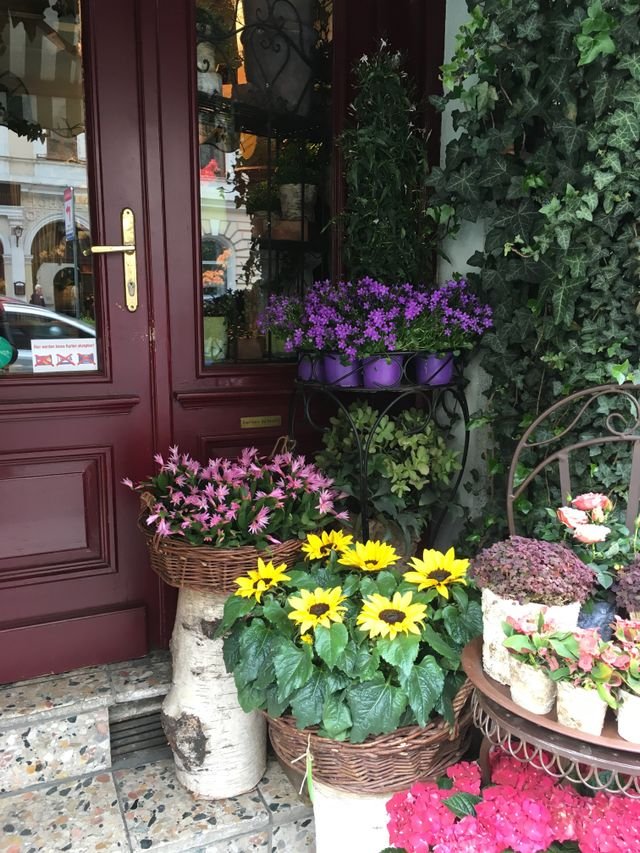 """I love flower shops—they're my favourite stores in the world!"""