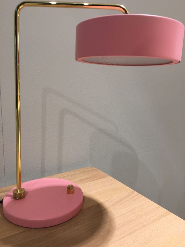 """""""Pink, pink, and more pink. It's the first time I've observed such a close palette betweenfashion and homeware trends."""""""