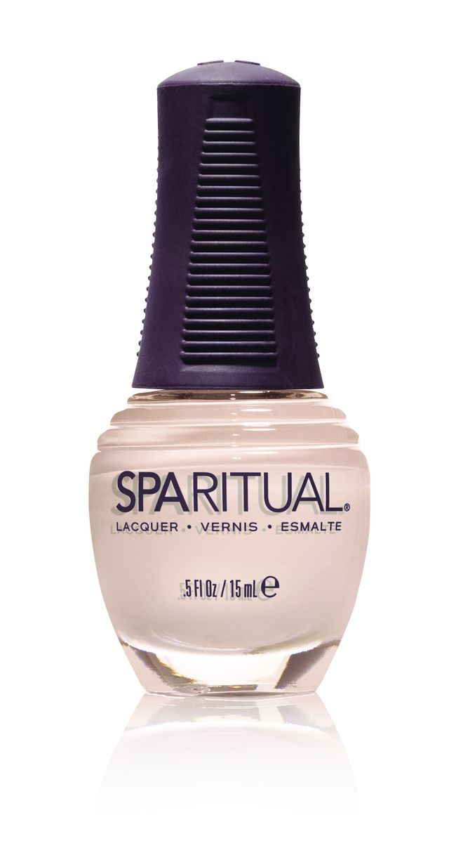 SpaRitual Nail Lacquer in Gentle