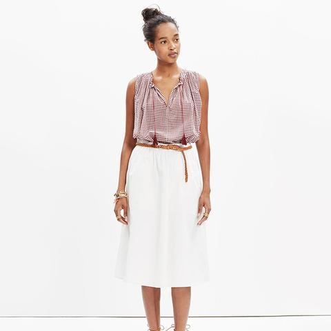 Sidewalk Midi Skirt