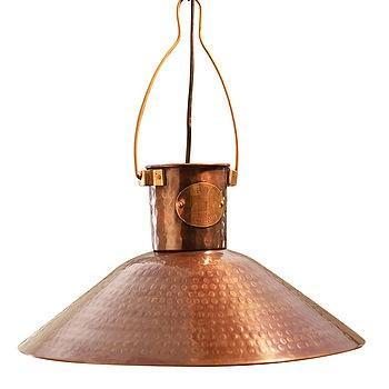 Country Living Copper Pendant Light