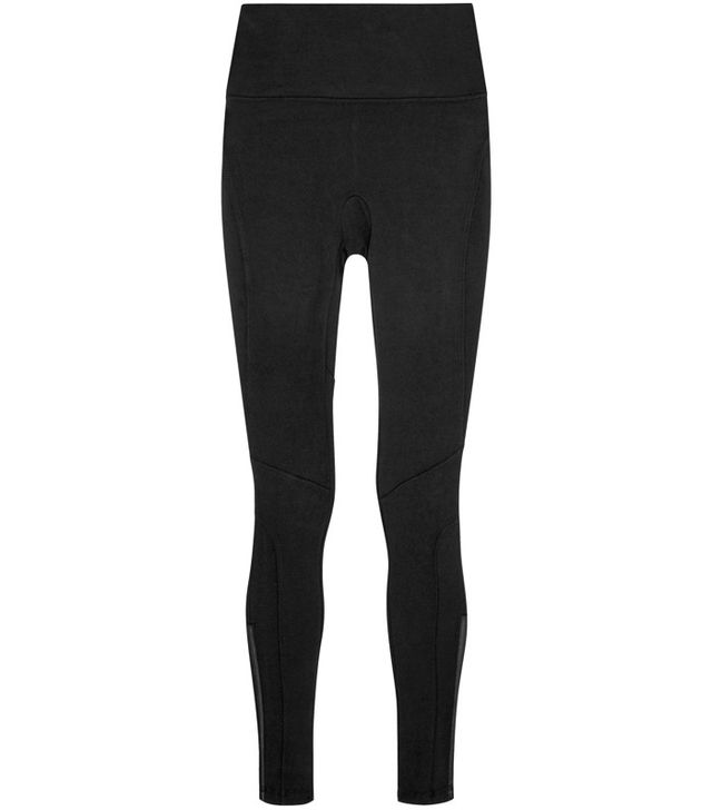 Spanx Ready to Wow Brushed Stretch-Jersey Leggings
